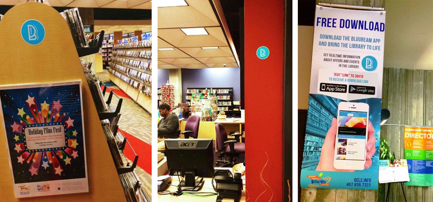 ibeacon в музеях и библиотеках